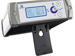 LEGEND – handheld gas analyser O2&CO2