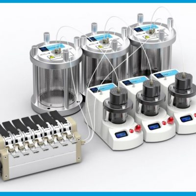 The Telos® System – for parallel microfluidic processes