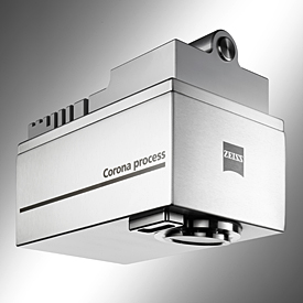 Corona Process – advanced spectrometer system