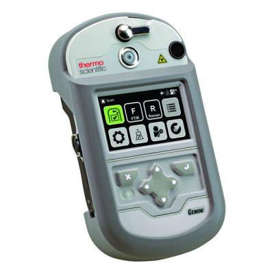 Gemini™ Analyzer – סורק FTIR ו- RAMAN במכשיר אחד!