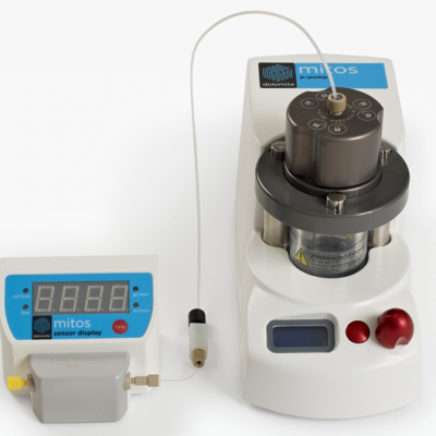 Dolomite Bio's Pressure Pump