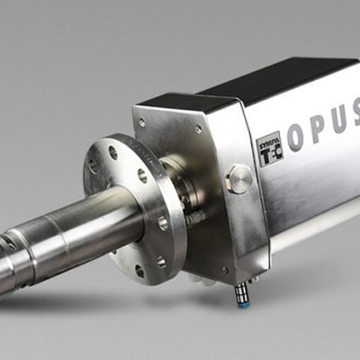 OPUS – real-time particle size and concentration analysis