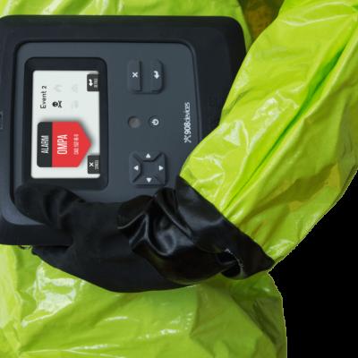 MX908 ™ – גלאי ספקטרומטרי עבור סכנות בזמן אמת