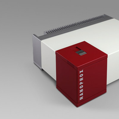 NANOPHOX – high resolution nanoparticle size analysis