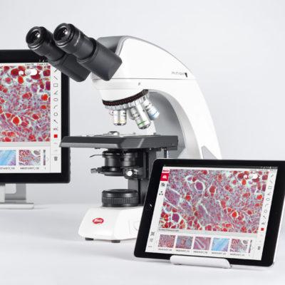 מיקרוסקופ חכם Panthera – L