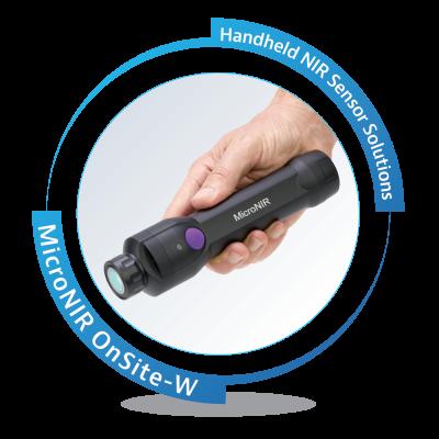MicroNIR™ OnSite-W – ספקטרומטר מוקשח ידני