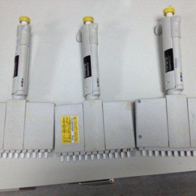 Multi Channel MicroPipettor
