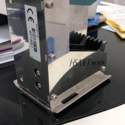 Micron printer