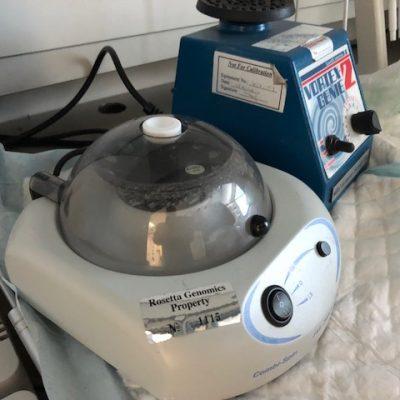 Mini-centrifuge