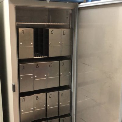 Freezer -20