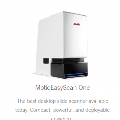 MoticEasyScan – Digital systems for pathology and histology