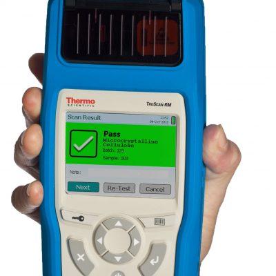 סורק הRAMAN הידני TruScan™ RM