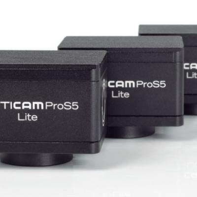 מצלמות מיקרוסקופ חדשות – גם לפלואורסנציה!